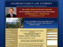 Law Offices of Gordon N. Shayne (Colorado Springs, Colorado)