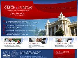 Law Offices of Paul Grech (Riverside Co., California)