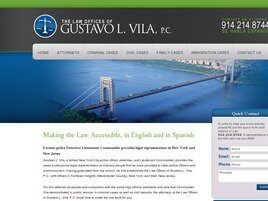 Law Offices of Gustavo L. Vila, P.C. (Fishkill, New York)