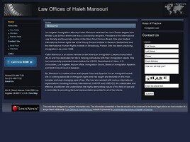 Law Offices of Haleh Mansouri (Riverside, California)