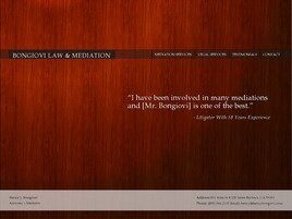Bongiovi Law & Mediation (Santa Barbara, California)