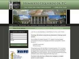 Law Offices of Humberto Izquierdo, Jr., P.C. (Cumming, Georgia)