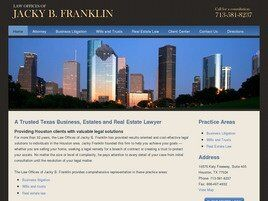 Law Offices of Jacky B. Franklin (Houston, Texas)
