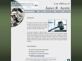 Law Offices of James R. Austin, P.C. (Alden, Michigan)