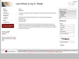 Law Offices of Jay E. Reedy (Fort Worth, Texas)
