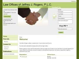 Law Offices of Jeffrey J. Rogers, P.L.C. (Oro Valley, Arizona)