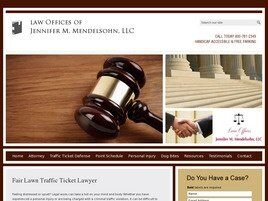 Law Offices of Jennifer M. Mendelsohn, LLC (Bergen Co., New Jersey)