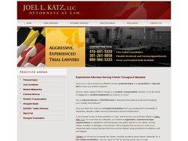 Joel L. Katz, LLC (Anne Arundel Co., Maryland)