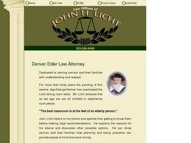 Law Offices of John H. Licht (Aurora, Colorado)