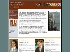 Law Offices of Jonathan W. Biddle (Los Angeles, California)
