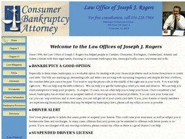 Law Office of Joseph J. Rogers (Gloucester Co., New Jersey)