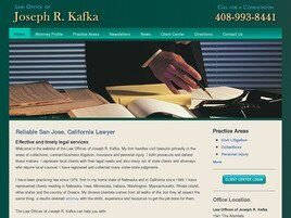 Law Offices of Joseph R. Kafka (Santa Clara Co., California)