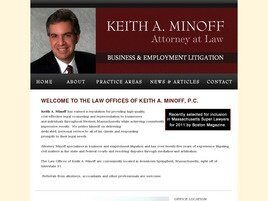Law Offices of Keith A. Minoff, Esq. (Northampton, Massachusetts)