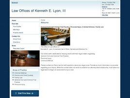 Law Offices of Kenneth E. Lyon, III (Carson City, Nevada)