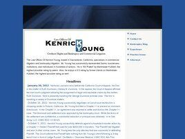 Law Offices of Kenrick Young (Sacramento, California)