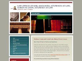 Law Offices of KML Associates, PC Attorneys at Law (McHenry Co., Illinois)