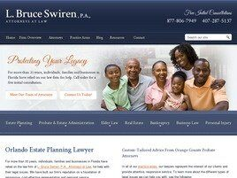 Law Offices of L. Bruce Swiren, P.A. (Orlando, Florida)