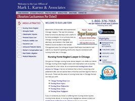 Law Offices of Mark L. Karno & Associates (Chicago, Illinois)