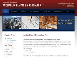 Law Offices of Michael B. Elman & Associates, Ltd. (Chicago, Illinois)