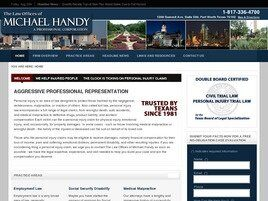 Law Offices of Michael Handy, P.C. (Fort Worth, Texas)