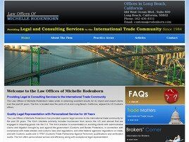 Law Offices of Michelle Rodenborn (Long Beach, California)