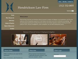 Hendrickson Law Firm (Chicago, Illinois)