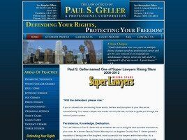 Law Offices of Paul S. Geller A Professional Corporation (Pasadena, California)