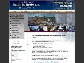 Law Offices of Ralph R. Hruby, Ltd. (Joliet, Illinois)