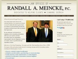 Law Offices of Randall A. Meincke, P.C. (Cumming, Georgia)