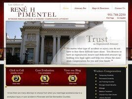 Law Offices of René H. Pimentel (San Bernardino, California)