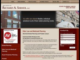 Law Offices of Richard A. Sarner, LLC (Fairfield Co., Connecticut)
