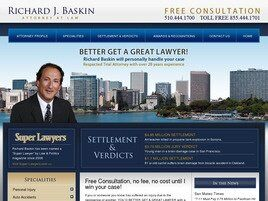 Law Offices of Richard J. Baskin (Oakland, California)