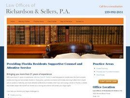 Law Offices of Richardson & Sellers, P.A. (Bonita Springs, Florida)