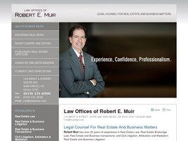 Law Offices of Robert E. Muir (Riverside, California)