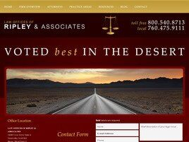Law Offices of Robert W. Ripley & Associates (Victorville, California)