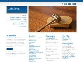 Law Offices of Shawn J. Sullivan PLLC (Concord, New Hampshire)