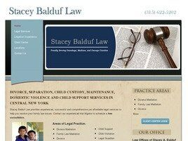 Law Offices of Stacey A. Balduf (Syracuse, New York)