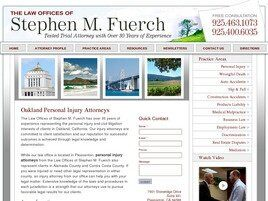 Law Offices of Stephen M. Fuerch (Alameda Co., California)