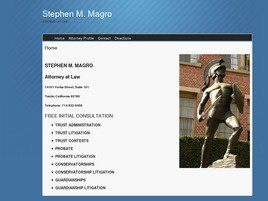 Law Offices of Stephen M. Magro (Orange Co., California)