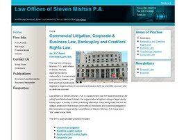 Law Offices of Steven Mishan P.A. (Hollywood, Florida)