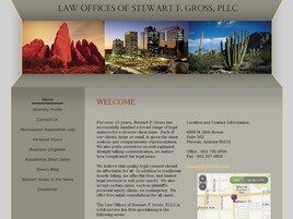 Law Offices of Stewart F. Gross, PLLC (Phoenix, Arizona)