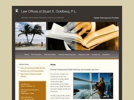 Law Offices of Stuart E. Goldberg, P.L. (Tallahassee, Florida)