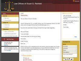Law Offices of Stuart G. Reinfeld (Tamarac, Florida)