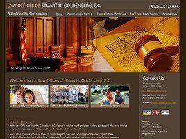 Law Offices of Stuart H. Goldenberg, P.C. A Professional Corporation (St. Louis, Missouri)
