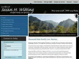 Law Offices of Susan H. Witting (Ventura Co., California)
