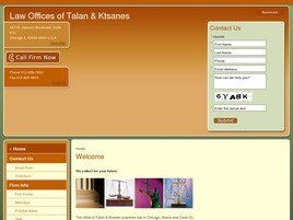 Law Offices of Talan & Ktsanes (Chicago, Illinois)
