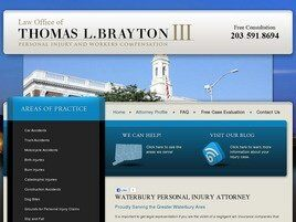 Law Office of Thomas L. Brayton III (Waterbury, Connecticut)
