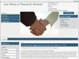 Law Offices of Thomas M. McIntosh (Santa Ana, California)