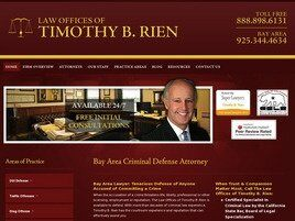 Law Offices of Timothy B. Rien (Livermore, California)