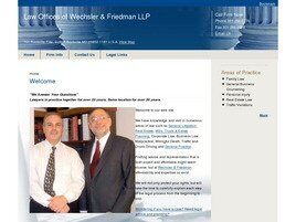 Law Offices of Marc Friedman (Rockville, Maryland)